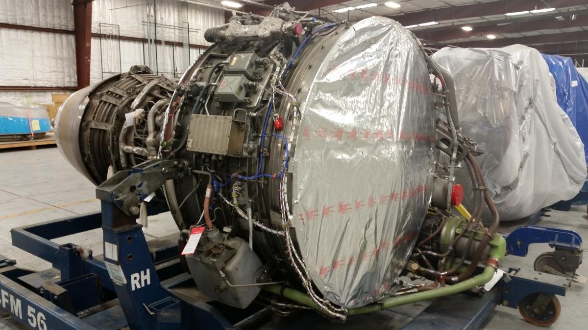 CFM56 Engine Supply